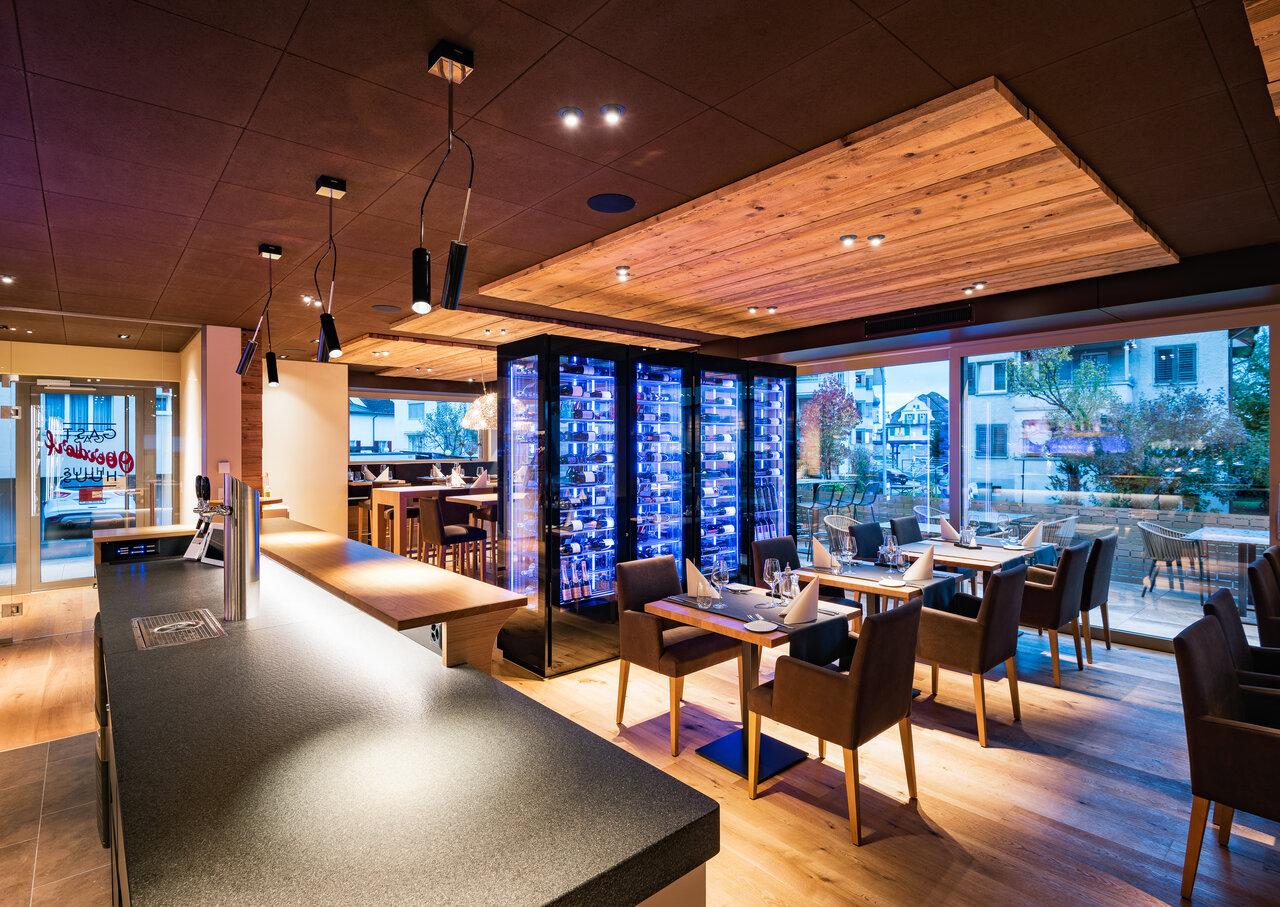 Restaurant Helvetia Bar